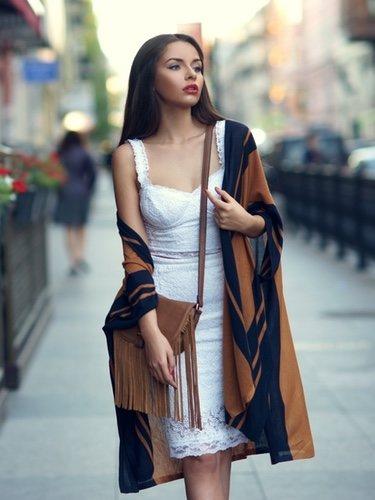 Ya sea en colores lisos o con un atrevido print, una bandolera no sólo es cómoda sino que da mucho estilo al look