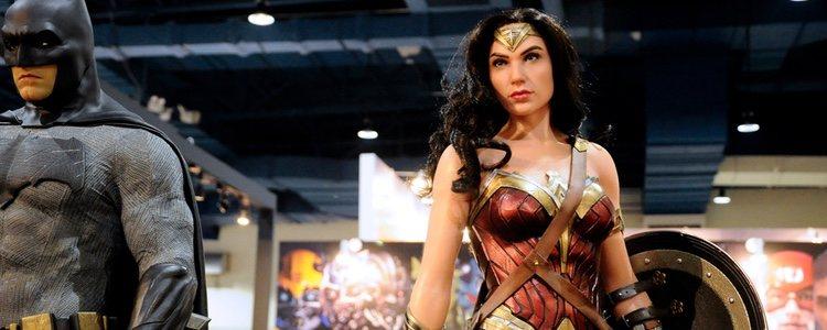 El disfraz de 'Wonder Woman' puede ser una buena opción