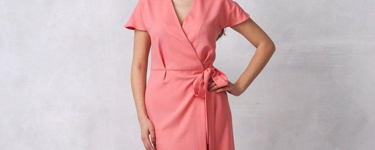 Los vestidos con este corte son todo un clásico y una apuesta segura