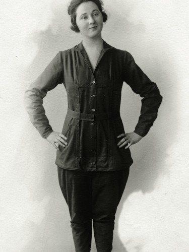 El 'Freedoms-Alls' se diseñó como un conjunto de estilo túnica-pantalón