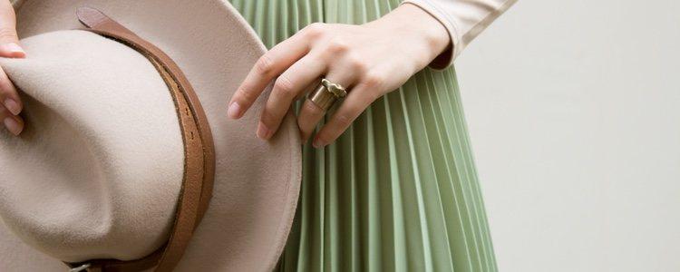 La falda, además de aportar comodidad, se puede combinar con multitud de prendas