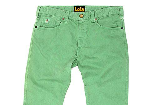 Lois se inspira en el hombre actual, deportivo y dinámico en su colección para el verano 2012