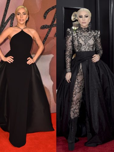 Red Carpet de Lady Gaga