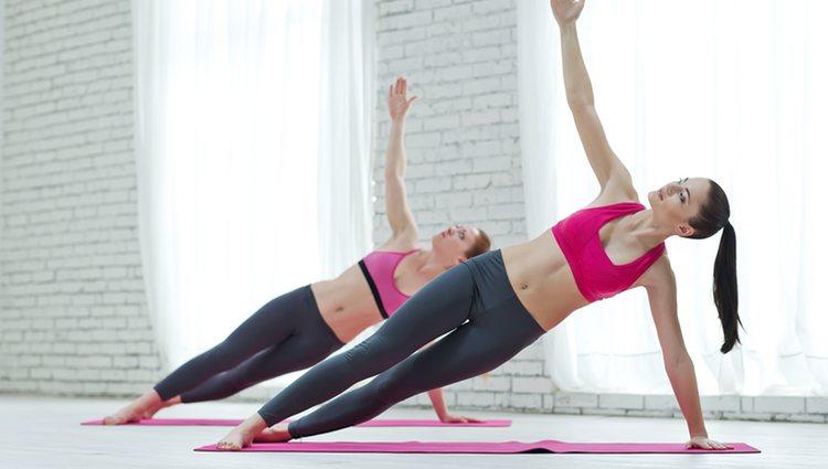El pilates se basa en la elasticidad t el movimiento