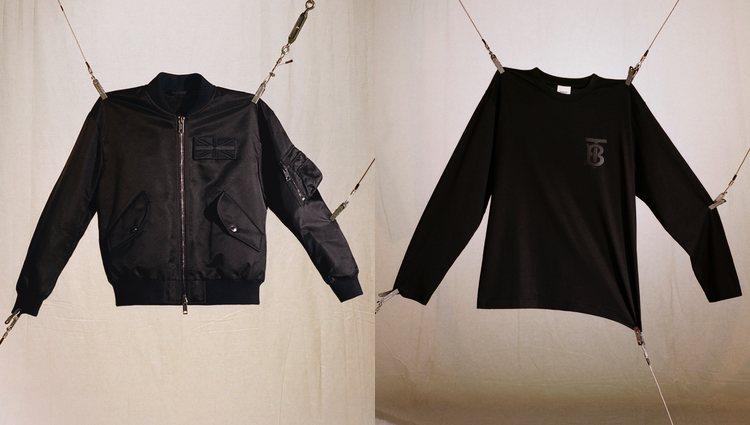 Las dos prendas de la colección de diciembre 2018