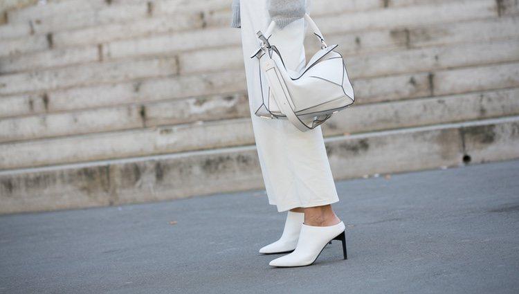 Las botas blancas han venido para quedarse