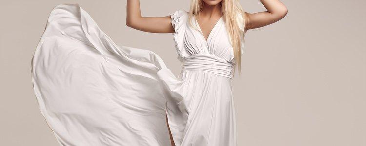 El estilo griego se adapta a todo tipo de cuerpo, es original y da un toque especial