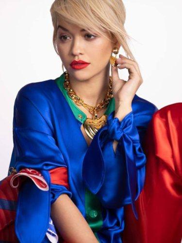 Rita Ora, nueva embajadora de Escada