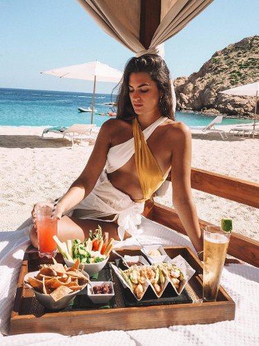 La influencer Marta Lozano disfrutando de unas vacaciones | Foto: Instagram