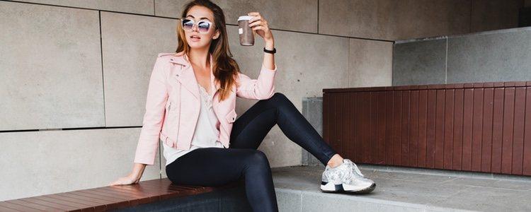 Puedes utilizar un calzado más cómodo o botas