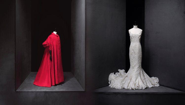 Dos de las piezas expuestas en la exposición