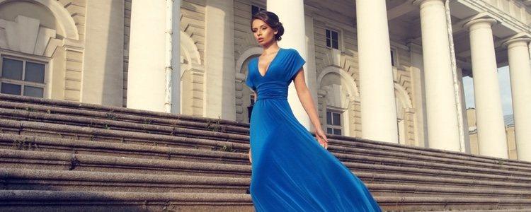 El azul oscuro aporte un toque de elegancia y sofisticación