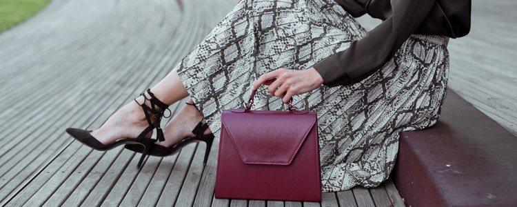 Este calzado nos permite combinar distintos tonos y prendas