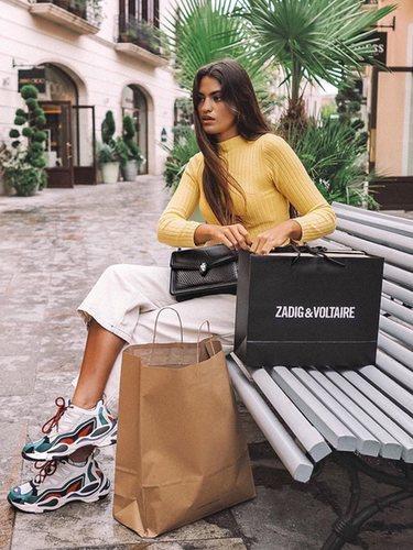 La industria de la moda vende más que la alimenticia | Foto: Instagram
