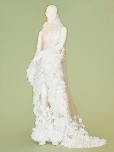 El vestido de Palomo Spain que estará en la exposición | Foto: MET