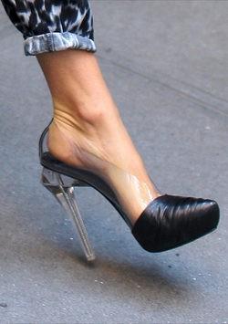 los zapatos de sienna miller