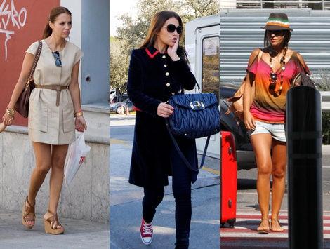 El estilo de Paula Echevarría: perfección con los looks más sencillos