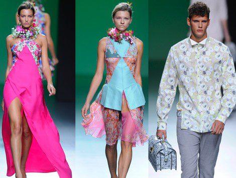 Desfile Devota&Lomba en la Fashion Week Madrid