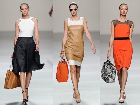 Maxi bolsos de la colección primavera/verano 2013 de Roberto Torretta