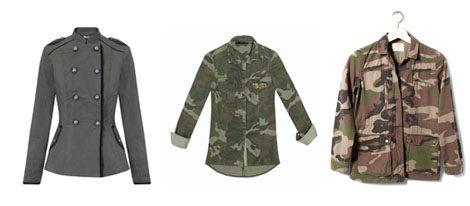 Propuestas de chaquetas de Blanco, Zara y Pull&Bear