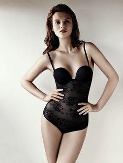Women'Secret presenta los nuevos modelos de su línea moldeadora 'W'shape'