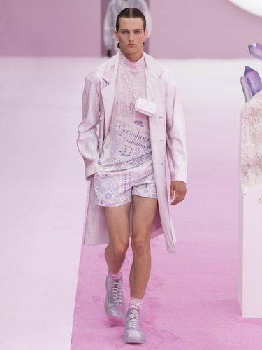 Dior, un tesoro estético en tono rosa y blanco