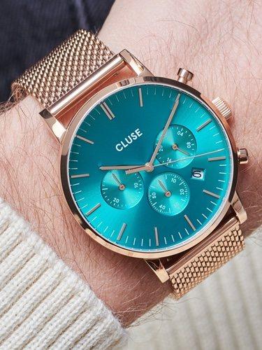Cluse Men, una colección de relojes diseñados para el hombre moderno