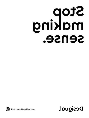 Slogan de la nueva campaña de Desigual.