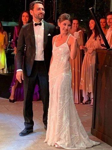 El segundo vestido de novia