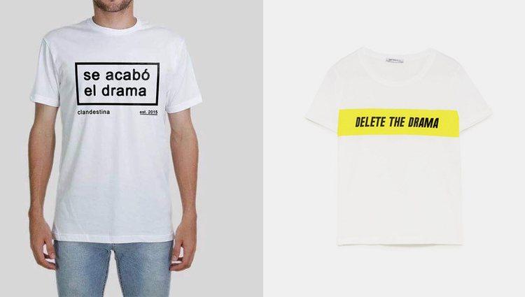 La marca denuncia el plagio de los eslogan