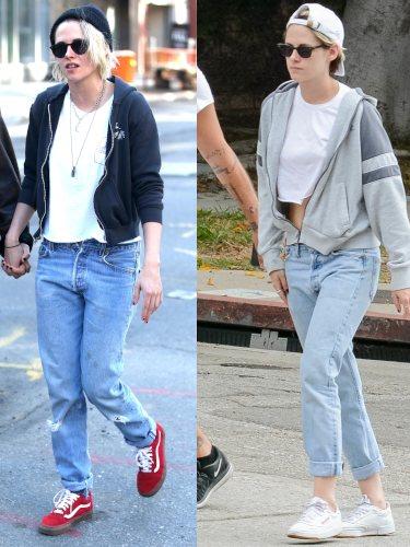 Streetstyle de Kristen Stewart