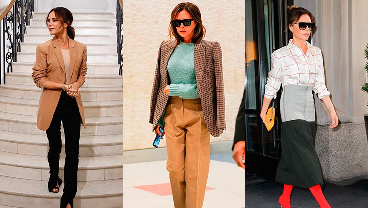 Victoria Beckham cumple una década como diseñadora de moda