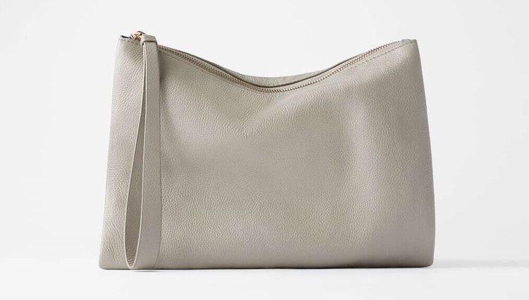 Bolso blanco de 'Edited' de Zara