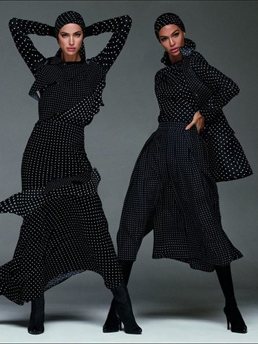 One of the campaigns most iconic Max Mara