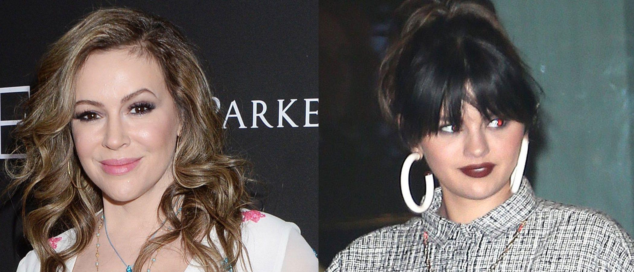 Charlize Theron, Selena Gomez o Alyssa Milano entre las peor vestidas de la semana