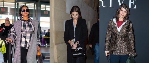 Rihanna, Kaia Gerber y Juliette Binoche, entre las peor vestidas de la semana