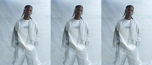 Nike y Dior presentan una colección cápsula 'Air Dior' de Jordan Brand x Dior con Travis Scott como imagen