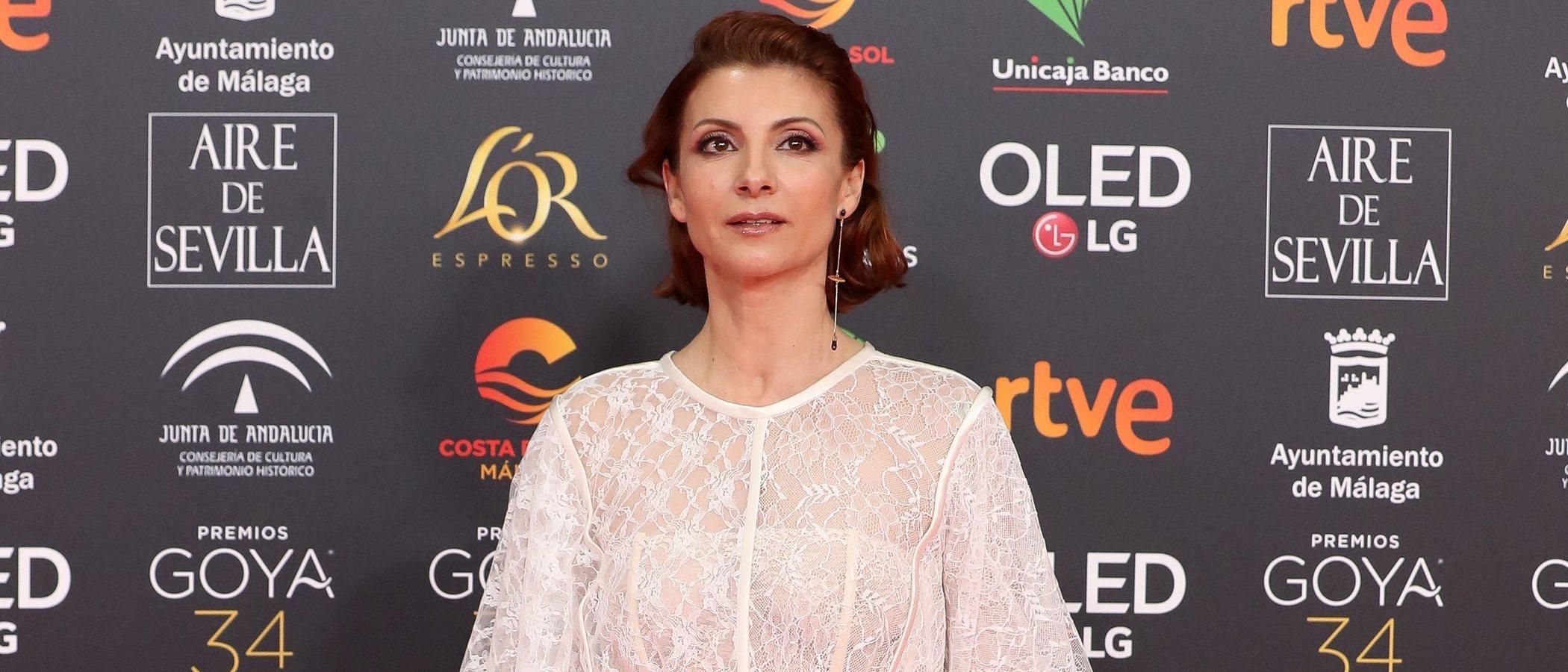 Najwa Nimri y Nicole Kimpel, entre las peor vestidas de los Premios Goya 2020