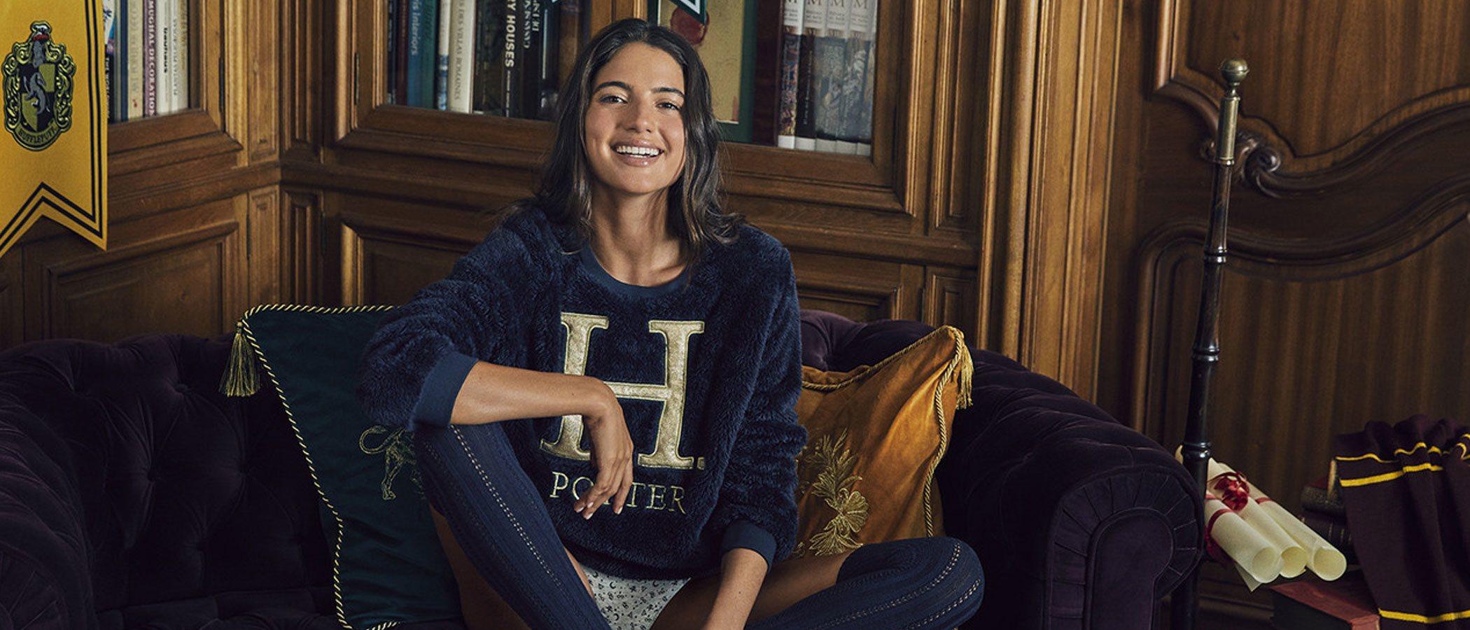 Women'secret lanza una colección de prendas de Harry Potter para los más fans