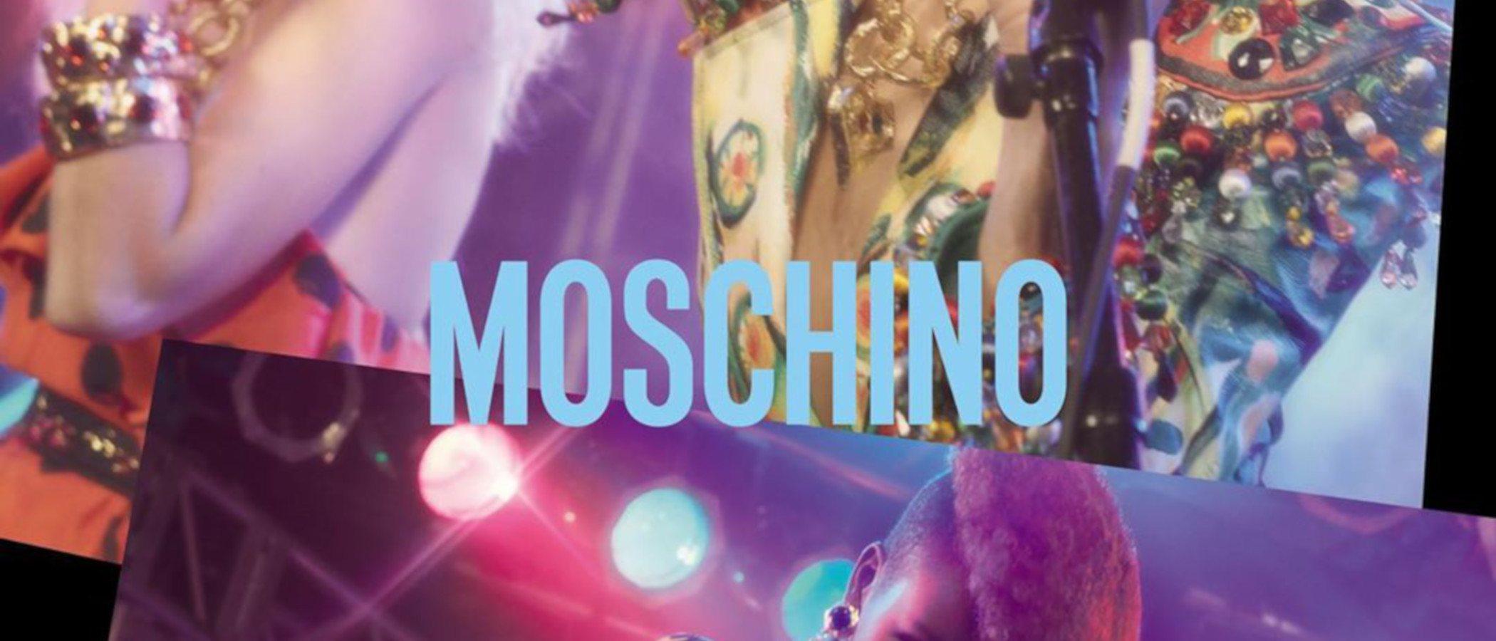 Moschino, las hermanas Hadid y Kaia Gerber crean una espectacular campaña