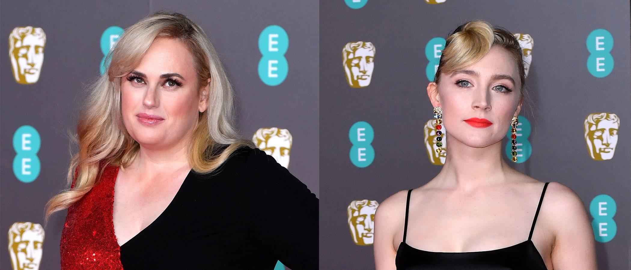 Rebel Wilson, Rooney Mara y Saoirse Ronan entre las peor vestidas de los Premios BAFTA 2020