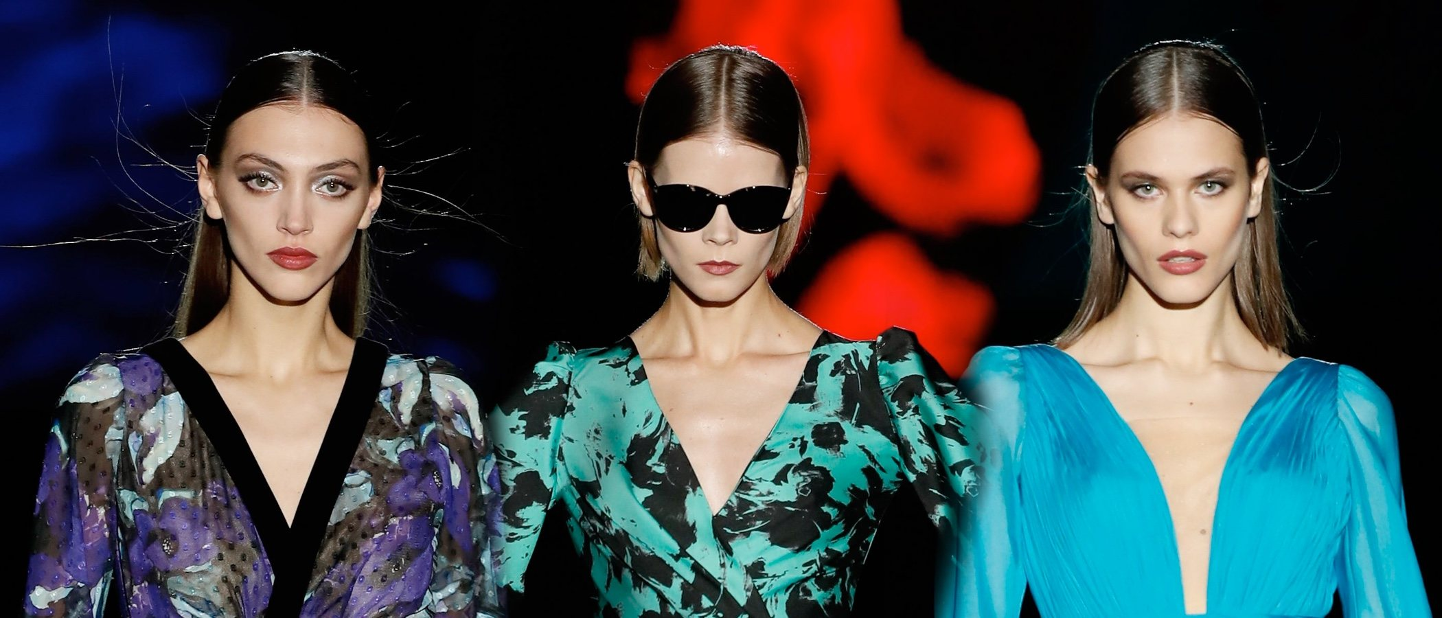 La 'Phantasize' de Hannibal Laguna para otoño/invierno 2020-2021 se desliza en Madrid Fashion Week