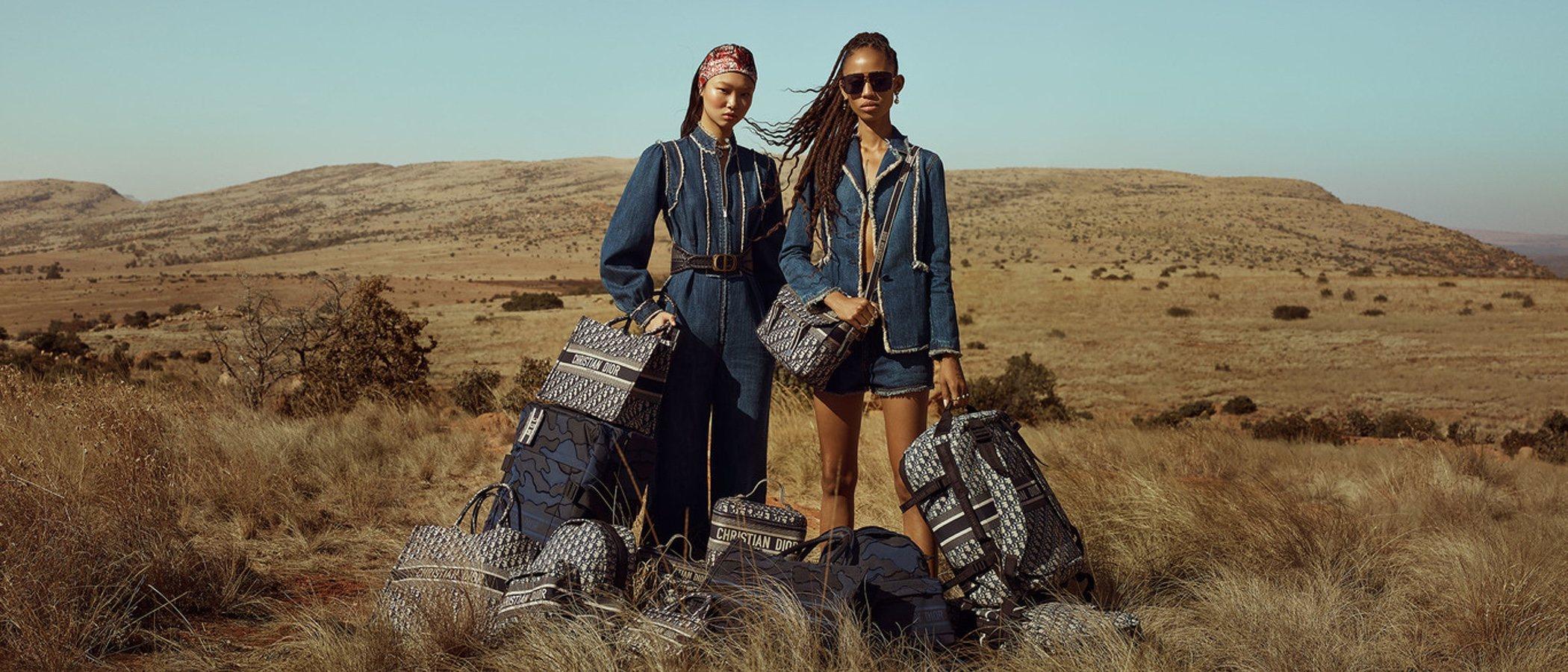 Dior lanza su nueva colección de viaje 2020 distinguida por el lujo