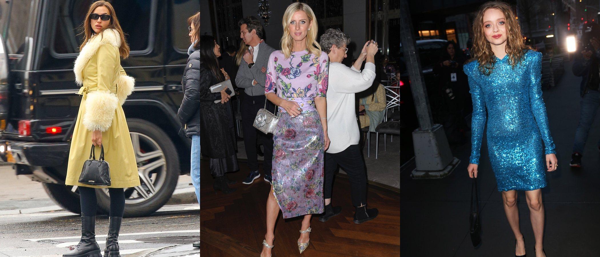 Irina Shayk, Nicky Hilton o Madeleine Arthur, entre las peor vestidas de la semana