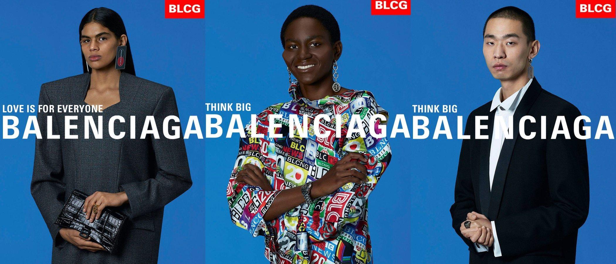 Balenciaga se inspira en el Parlamento para su colección primavera/verano 2020