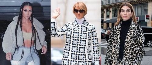 Kim Kardashian, Céline Dion y Bianca Brandolini, entre las peor vestidas de la semana