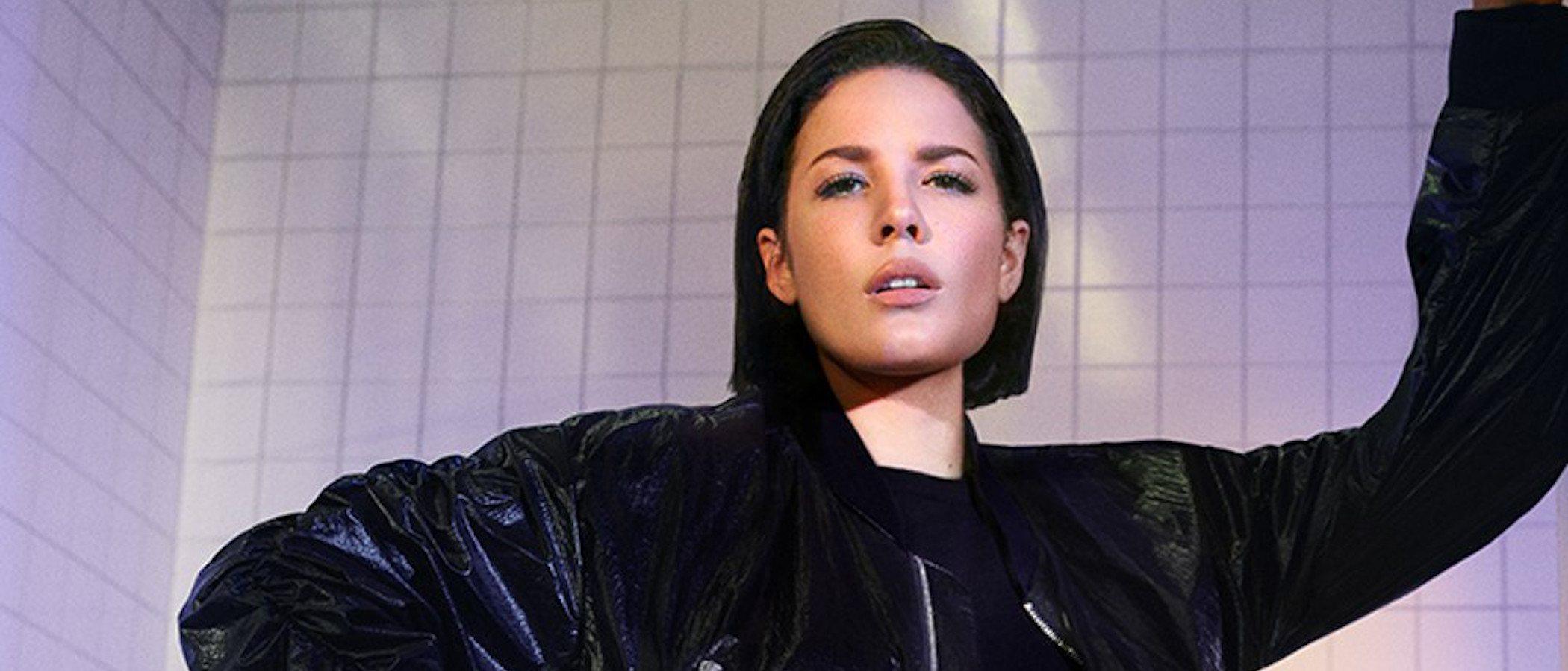 Halsey pone rostro a la campaña primavera 2020 de DKNY