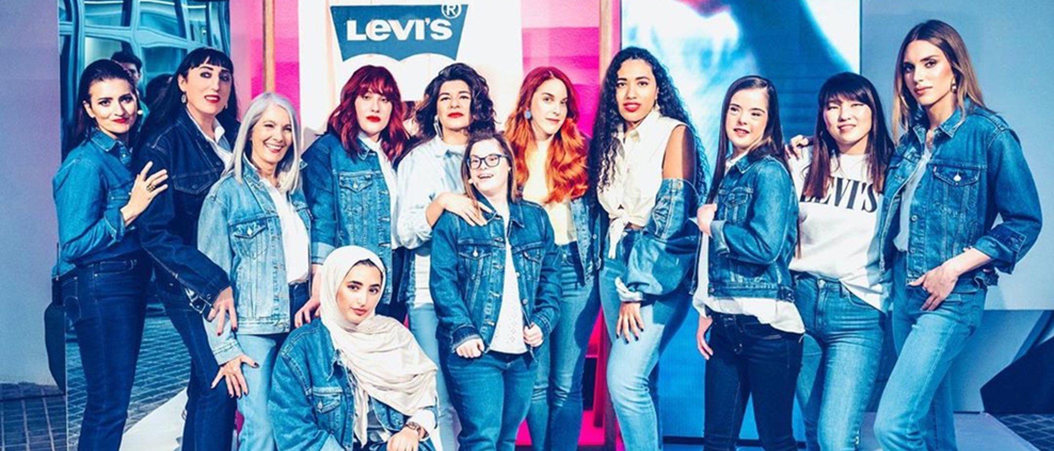 Levi's lanza los jeans que favorecen a todas con su colección 'Sculpt'