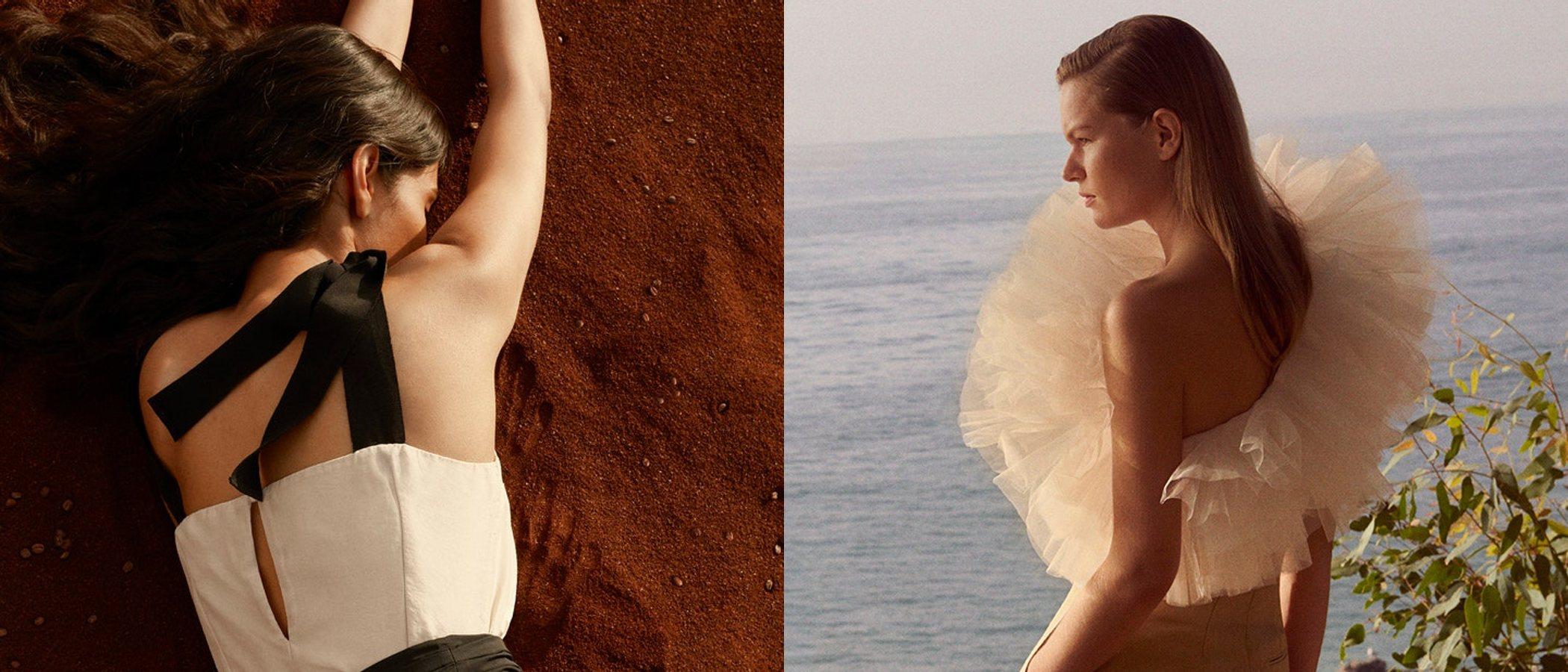 H&M lanza 'Conscious Exclusive SS20', una colección sostenible y de lo más romántica