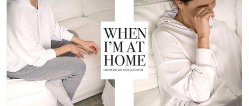 When I M At Home Oysho Tiene La Mejor Selección De Prendas Para Estar En Casa Durante La Cuarentena Bekia Moda